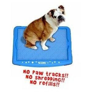 Wizdog Indoor Dog Puppy Potty House Training System