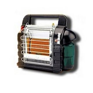 Mr Heater Portable Buddy F232000 Indoor Safe LP Propane Gas Heater