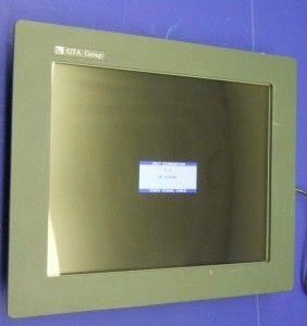 Nematron M1700 Industrial Flat Panel Monitor