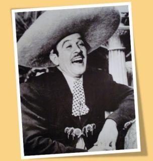 Pedro Infante Print Mate Poster Size Traje Charro Riendo Movies