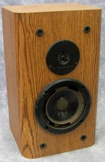 Classic Infinity RS 1001 2 Way Stereo Bookshelf Speakers Pair RS1001