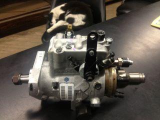 Injection Pump John Deere Diesel Ingersoll Rand Generator 100