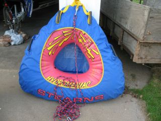 Stearns Inflatable Boat Towable Water Tube