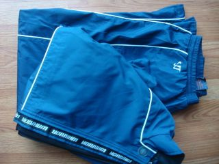 Ice Roller Hockey Senior Medium Warm Up Suit Coat Pants Jacket