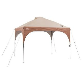 Portable Camping 10 x 10 Instant Canopy Shade w/ LED Lighting System
