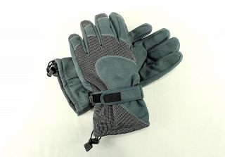 3M Black Diamond Mens Winter Wear Insulated Ski Gloves
