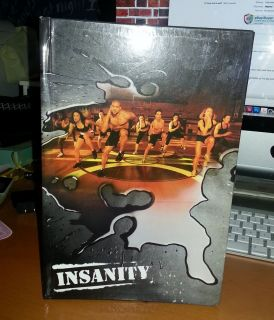 Insanity Workout 10 DVD Set Used for Less Than 1 Month