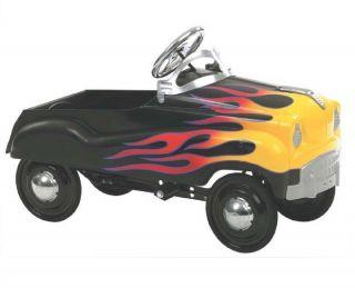 Instep Hot Street Rod Pedal Car Black