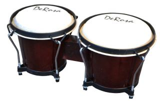 Mini Conga Drum Set Studio Band Musical Instruments Bongo