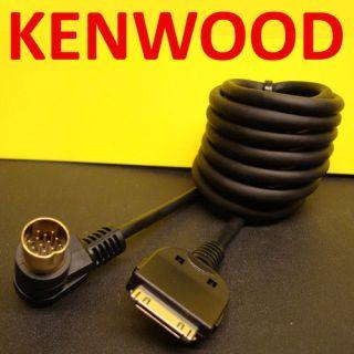Kenwood KCA IP500 13 Pin iPod Input Interface Cable