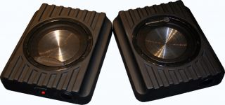 Undercover 2 Hidden Speaker System Ford Truck Mustang Falcon Fairlane