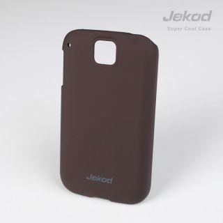 New Hard Skin Cover Case LCD Screen Guard 4 Alcatel One Touch OT 991