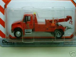 Boley 1 87 International Tow Truck Red