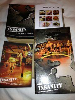 Insanity 60 Day Workout DVD Program