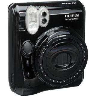 Fujifilm Instax Mini 50s Instant Camera Piano Black 50 s New