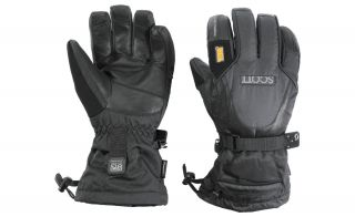 Scott Mens Insulated Ski Snowboard Gloves Thermal Control Plus XLarge