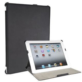 Toblino 2 Leather iPad 2 Case (Folio Convertable Case Multi angle