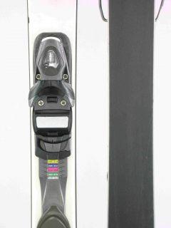 Used Rossignol Bandit SC 74 Intermediate Ski w Binding 160cm B