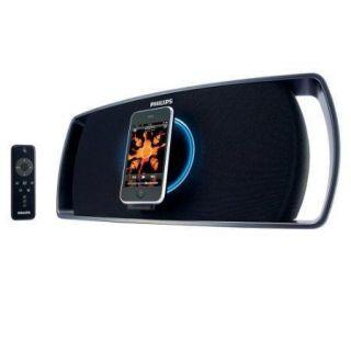 Docking Speaker System iPod iPhone Dock Motorized Portabl Speaker