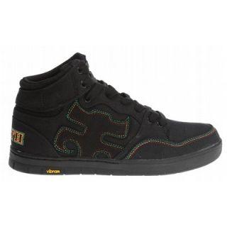 IPATH Iconic XL Skate Bike Shoes Black Rasta Mens