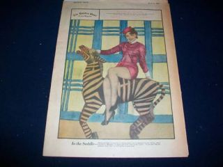 1935 May 5 Boston Post Magazine Iris Adrian Up 676