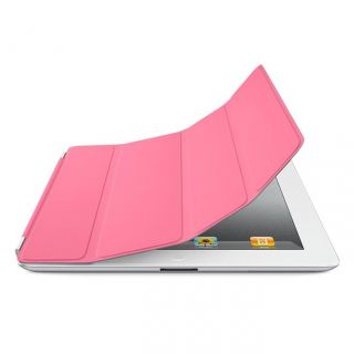 iPad 2 Smart Cover Polyurethane Leather Magnetic Case Stand Wake Up