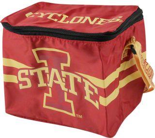Iowa State Cyclones Lunch Bag 6 Pack Zipper Cooler