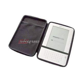 Hard Case EVA Cover Zipper Bag for Coby Kyros Reader 7 Internet Tablet
