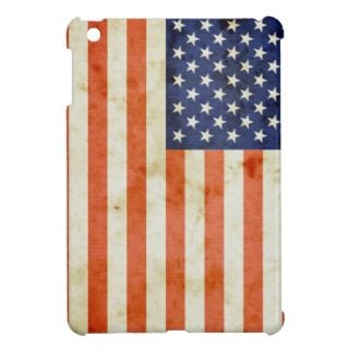 USA American Flag iPad Mini Case Cover