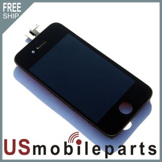 iPhone 4S Compatible Front LCD Display Screen Touch Digitizer Assembly