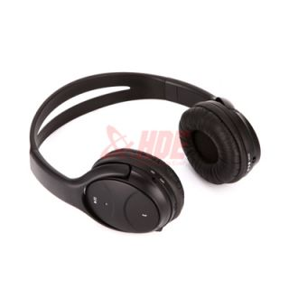 Wireless DJ Style Headset Compatible with iPod PSP  Stereo