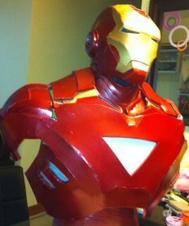 Iron Man Mark 6 MK VI Bust Display