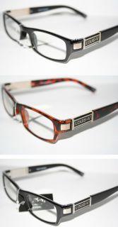 Louis V Eyewear Paris Nerd Clear Glasses Pick Color Black Brown Gold