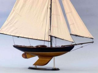 Old Ironsides Sloop 26 Model Yacht Model Boat New Model Wooden