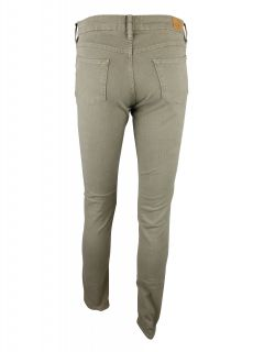 Etoile Isabel Marant Womens Khaki Adam 5 Pocket Skinny Jeans 36 $285