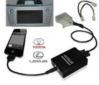 iPod iPhone Interface iPod iPhone Car Integration Kit for Toyota Small