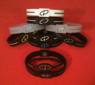 Mojo iPower Performance Wristband Energy Power Balance