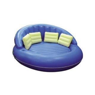 Inflatable Beach River Floating Pool Island Raft Lounge