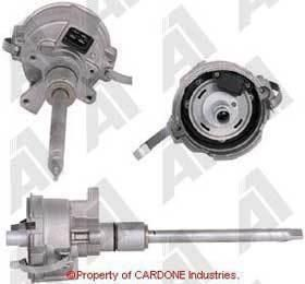 New A1 Cardone Distributor Isuzu Impulse 87 86 85 84 83 Auto Parts Car