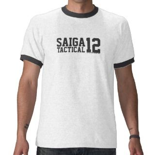 Saiga 12   Certified Evil Checklist T Shirt