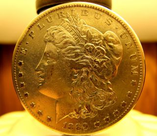 ESTATE 1889 CC MORGAN SILVER DOLLAR ***HIGH GRADE KEY DATE COIN RARE