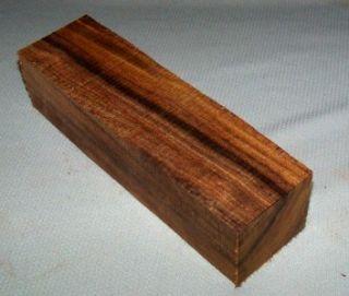 AZ Desert Ironwood Block Scales Grips Blanks Hidden Tang Fly Rod