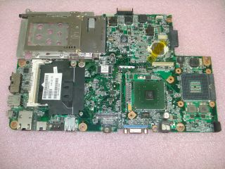 Dell Inspiron 6000 Motherboard La 2154 W9259 as Is for Parts
