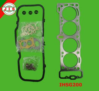 Isuzu Pickup Impulse G200Z Head Gasket Set IHSG200
