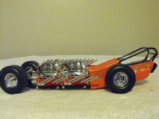 GMP Tommy Ivo 4 Engine Dragster