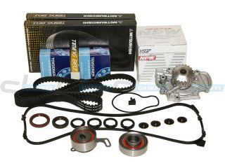 90 97 Honda Accord Isuzu Oasis 2 2L F22A F22B Timing Belt Water Pump