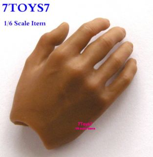 Hot Toys 1 6 Goemon Ishikawa Right Hand 3 Relax Palm