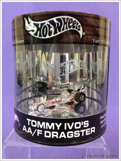 2003 Hot Wheels Oil Can ★ Tommy Ivos AA Fuel Dragster ★ Racing