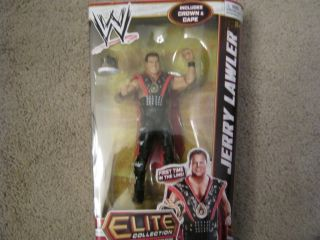 WWE Mattel Elite 18 Jerry Lawler