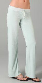 Juicy Couture Terry Original Leg Pants